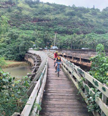 north shore bike tours hawaii oahu