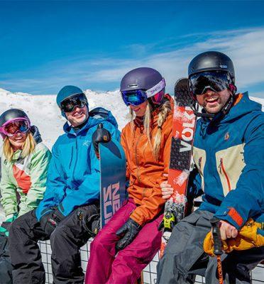 crested butte ski snowboard