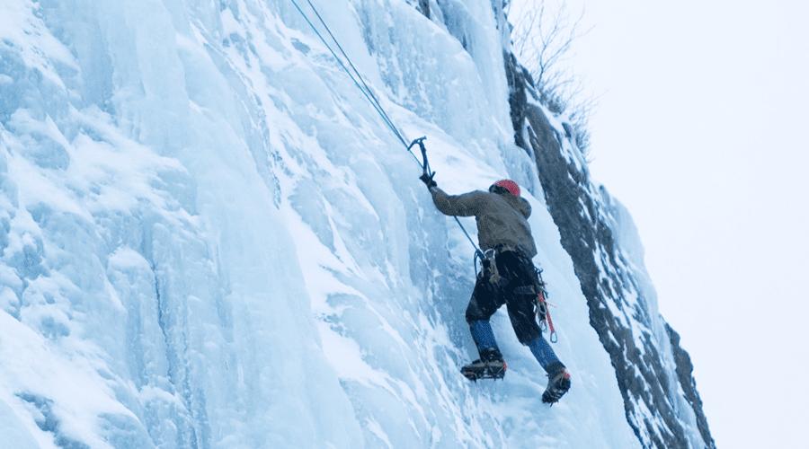 ice climbing tours