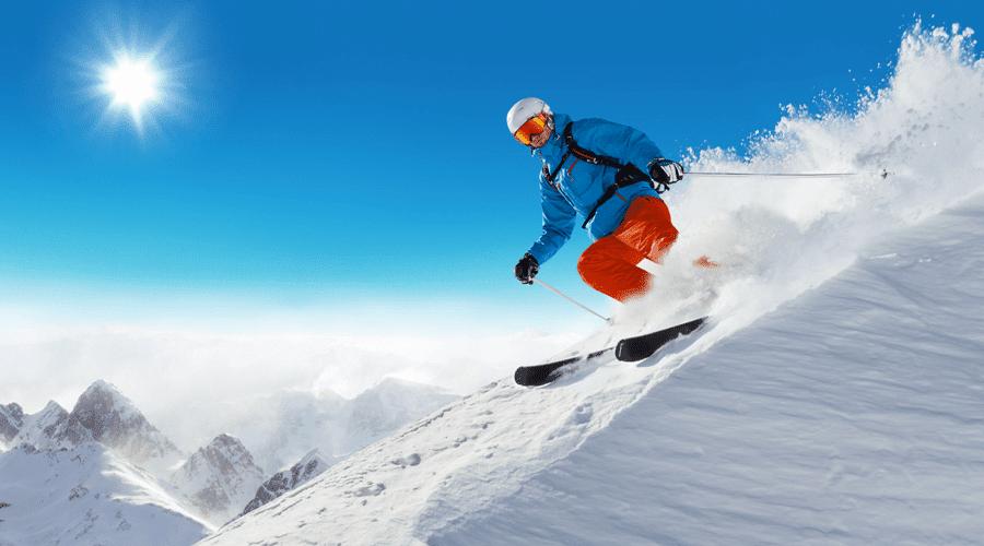 best downhill skiing rental shops