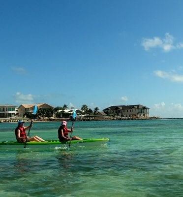 duck key kayak rentals & snorkeling