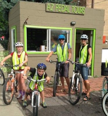 flaggstaff bike tours