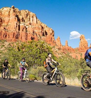 Sedona electric bike tours