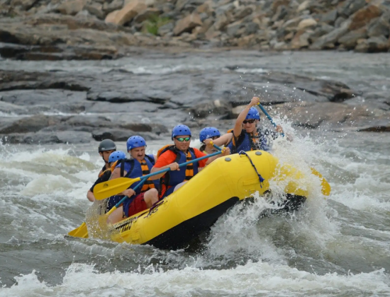 Himalyan Social Journey Rafting