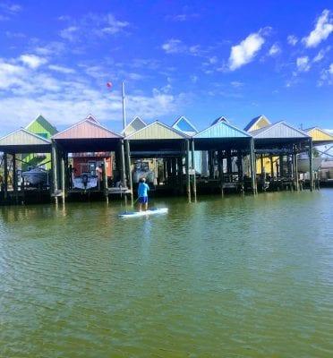 sup rental dauphin island al
