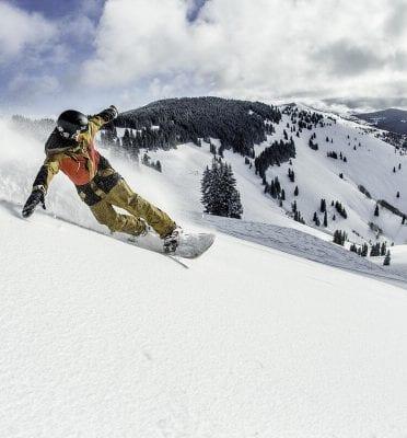 vail snowboard rental