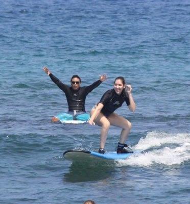 kailua-kona hi surf lessons
