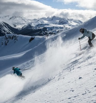 daylodge whistler ski snowboard rentals