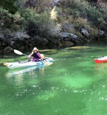 las vegas nv kayak tours