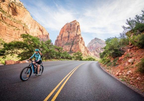 Zion Adventures E-Bike and Road Bike Rentals