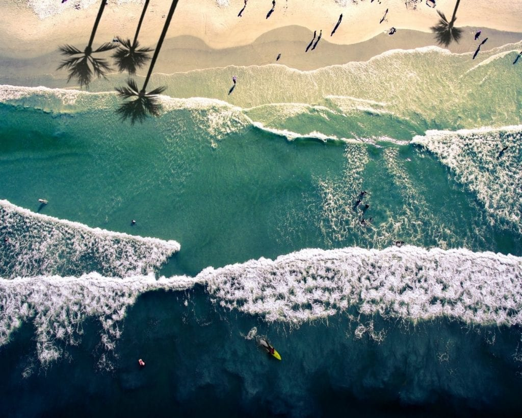 new smyrna beach surfing