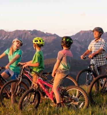 vail mountain bike rental