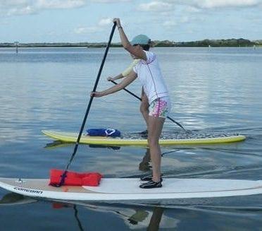 new smyrna beach fl sup kayaking