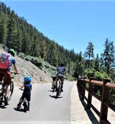 tahoe bike rentals incline village big blue bike rental